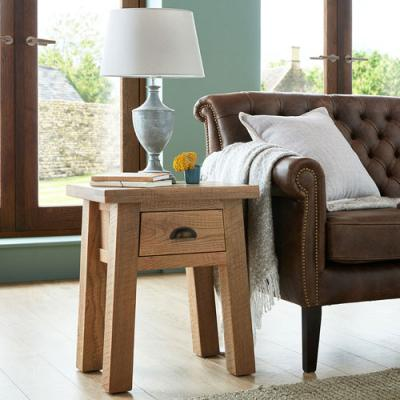 Alba Rough Sawn Living & Dining